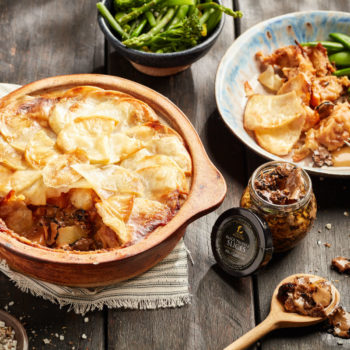 Autumn Vegetable Hotpot