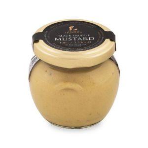 Black Truffle Mustard - Gourmet Food - Sauce Condiment