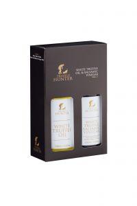 White Truffle Oil & Balsamic Vinegar Selection (2 x 100ml) - Olive Oil