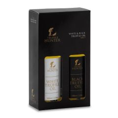 Black & White Truffle Oil (2 x 100ml) - Marinading & Seasoning - Olive Oil