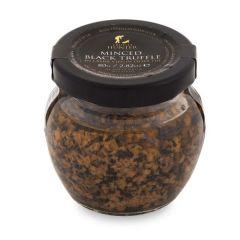 Preserved Minced Black Truffle (80g) - Garnish & Seasoning - Gourmet Food