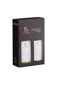 White Truffle Oil & Balsamic Vinegar Selection (2 x 100ml) - Olive Oil