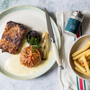 Celeriac Steak