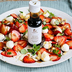 Strawberry Salad with Truffle Balsamic Vinegar
