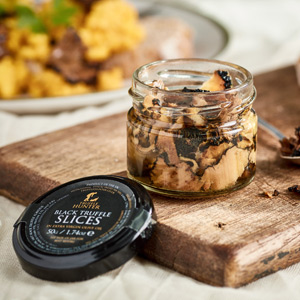 Black Truffle Slices